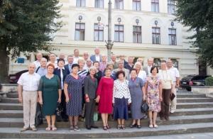 Відбулася зустріч випускників ЧМІ 1974 року