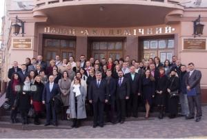 Зустріч в БДМУ випускників 2003 року