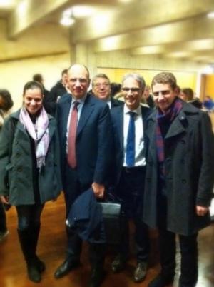 Викладач БДМУ взяла участь у зустрічі з європейськими політиками