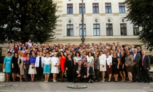 Зустріч випускників 1989 року у 2014 році