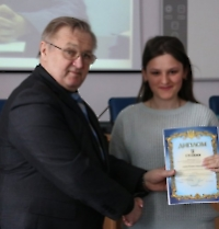 Cтудентка БДМУ – серед переможців Всеукраїнського конкурсу зі спеціальності «Еко