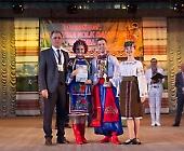 Хореографічна група ансамблю «Трембіта» здобули перемогу у Міжнародному конкурсі