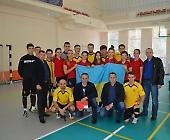 4 жовтня збірні команди Буковинського державного медичного університету з волейб