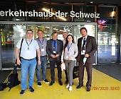 Фахівці БДМУ відвідали науковий форум у Швейцарії