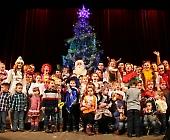 У БДМУ відбувся Новорічний ранок для дітей
