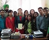 Студенти-іноземні громадяни БДМУ провели круглий стіл
