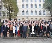 Зустріч випускників БДМУ 1998 рік