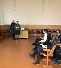 Викладачі БДМУ провели профорієнтаційну роботу у ЗОШ №3