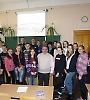 Викладачі кафедри мікробіології провели профорієнтаційну роботу зі школярами